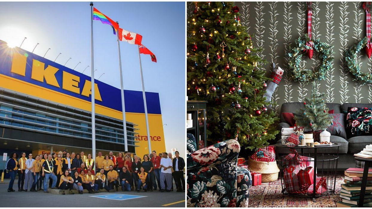 IKEA Christmas Festival In BC & Alberta's Is Coming This Month To Locations Across Western Canada