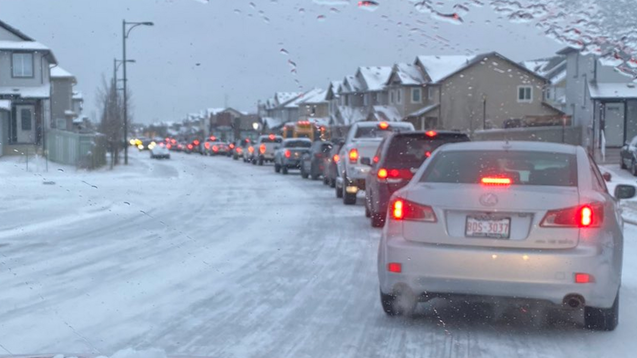 9 Tweets That Prove Edmonton's Traffic Is The Worst Thing On The Planet Today