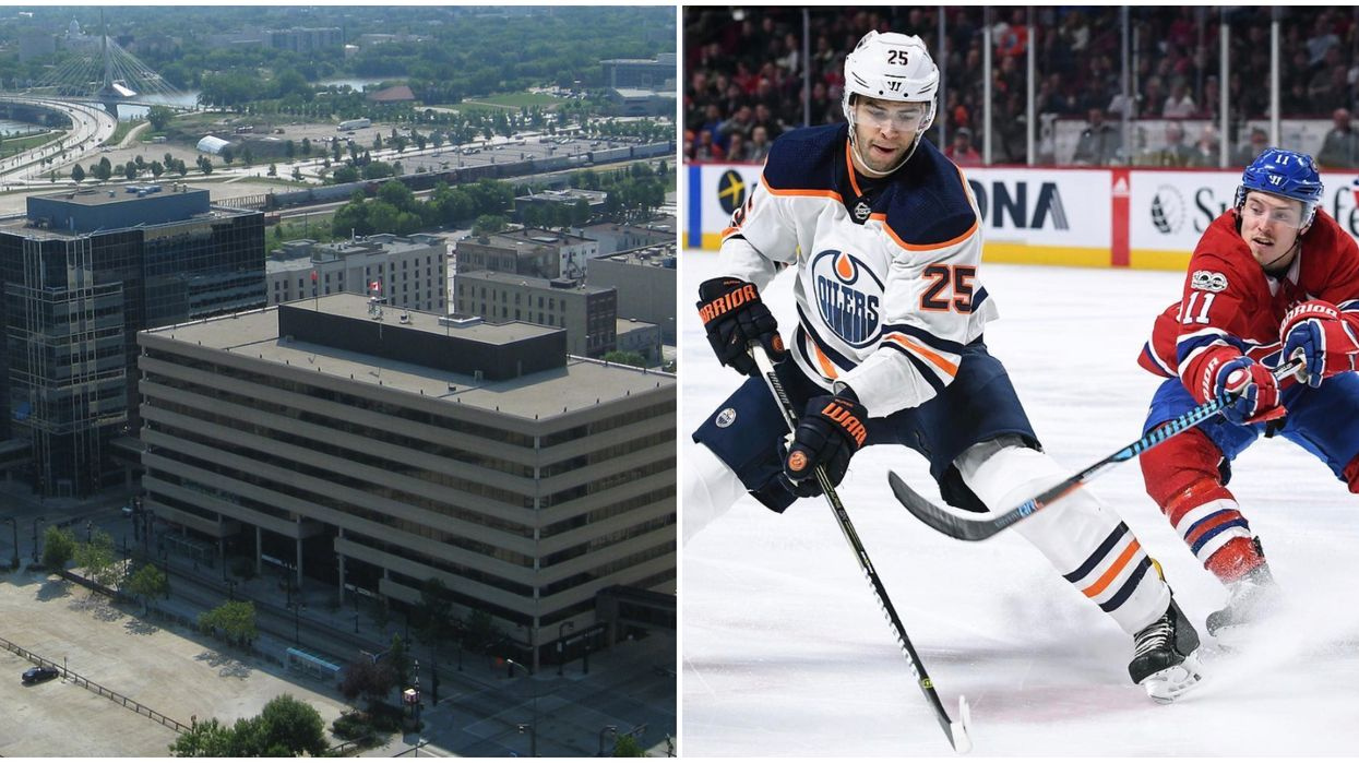 NHL Players Poll Reveals Winnipeg Is The Worst City For Teams To Visit