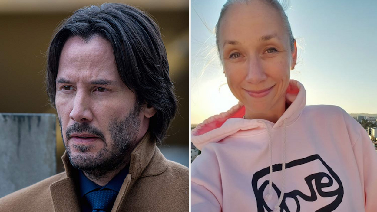 It's safe to say that Keanu Reeves shocked the world a little bit when we learned that he has a girlfriendafterbeing a single man for over 15 years. The internet immediately had to find out who his girlfriend is and how they stole each other's hearts. The two held hands on the red carpet at the LACMA Art + Film Gala yesterday, confirming their relationship to the public. And Keanu Reeves' girlfriend Alexandra Grant is actually an incredibly interesting and successful woman.
