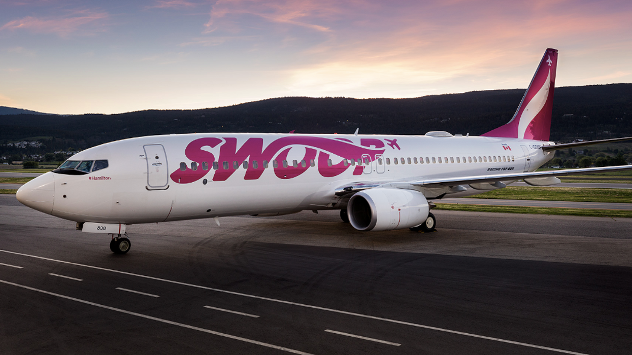 Swoop Airlines Facing Backlash After A Disabled Hamilton Man Was Removed From A Plane