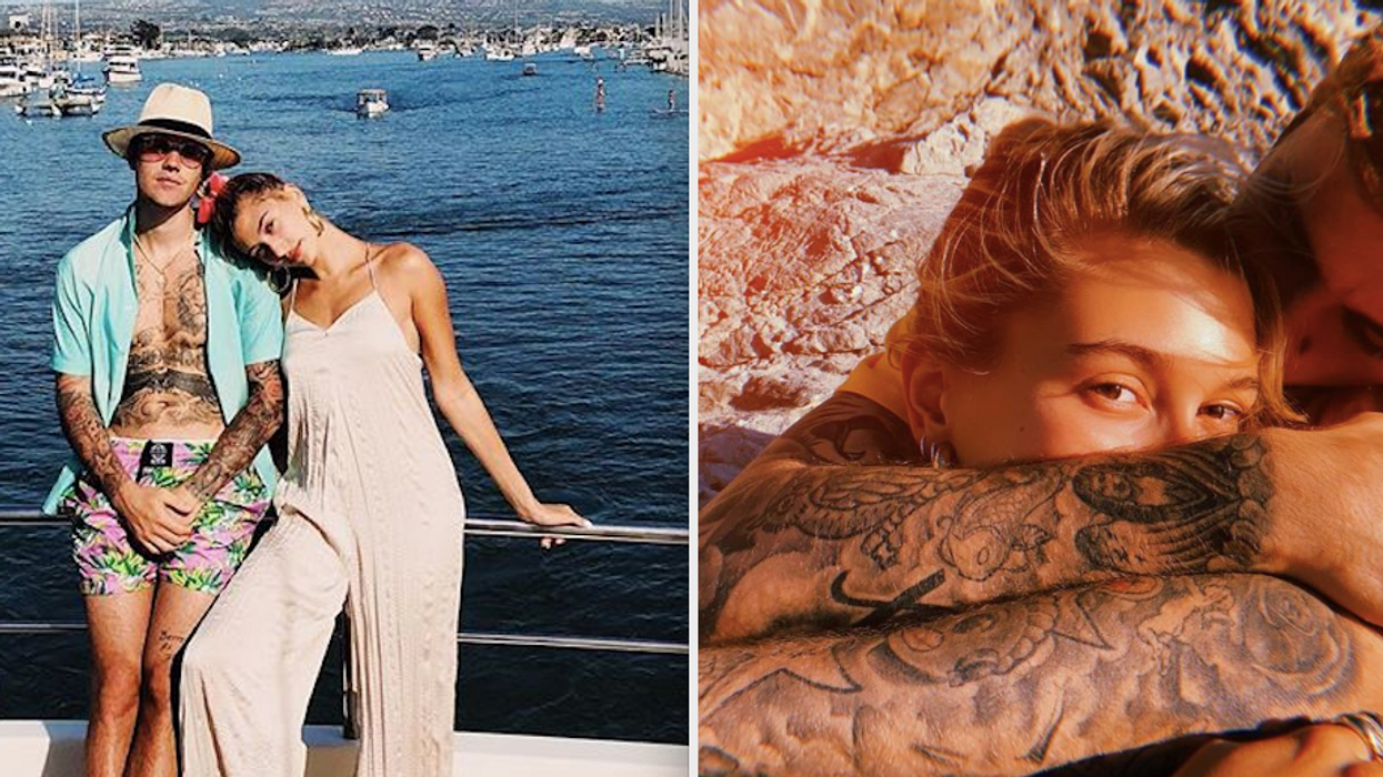 Two months after Justin and Hailey Bieber's second wedding ceremony in South Carolina, Justin took a solo trip up north. The newlyweds first tied the knot in September 2018, and a year later, they had an official celebration with their friends and family. They opted not to go on a real honeymoon abroad and spent time together in their Beverly Hills home instead. But now Justin Bieber and Hailey Bieber's relationship is being questioned after Justin's trip alone.