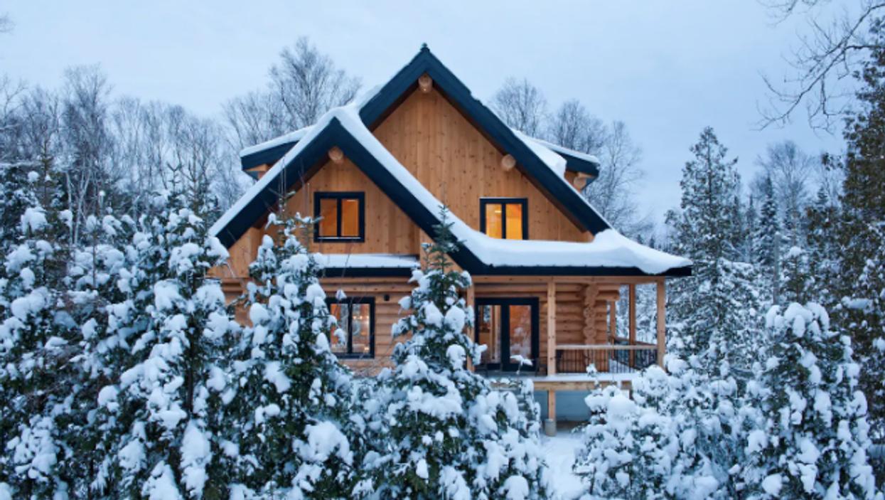 12 chalets à louer pas chers avec tes amis au Québec cet hiver
