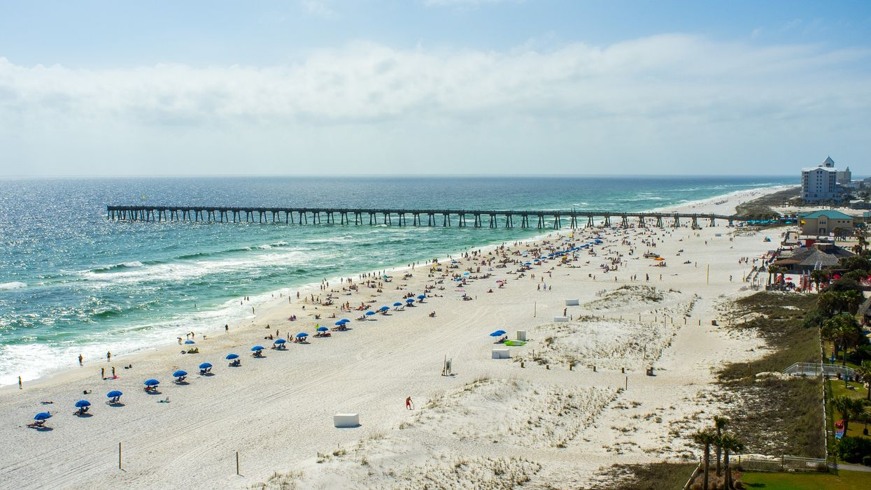 Florida Weather In November Will Be About The Same As Canada Due To System Of Cold Air