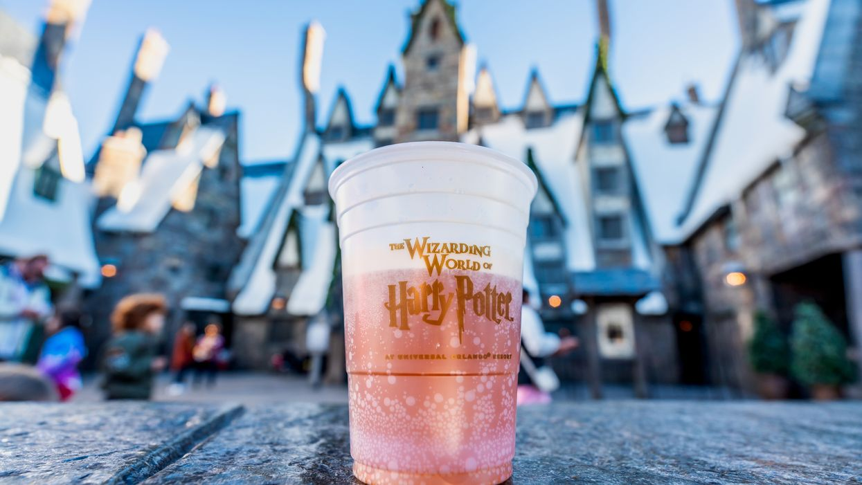 Harry Potter Party In Calgary Is A Massive & Magical Beer Festival This Winter