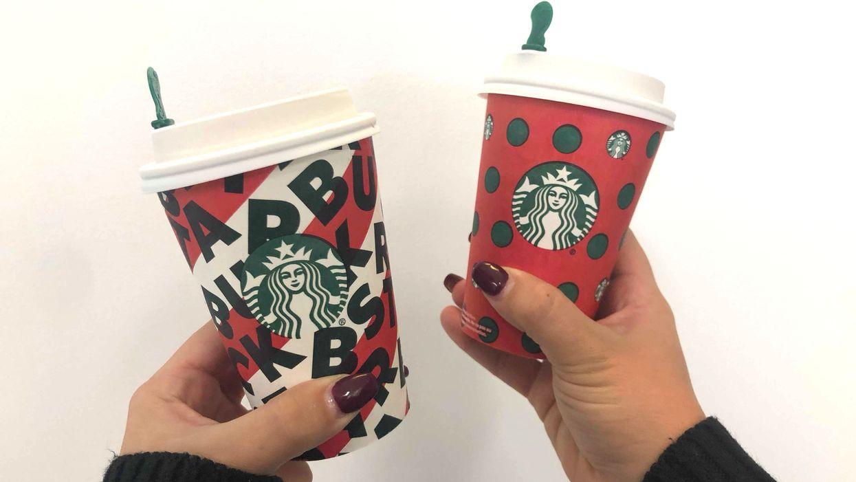 Les boissons de Noël du Starbucks sont sorties et voici mon honnête opinion