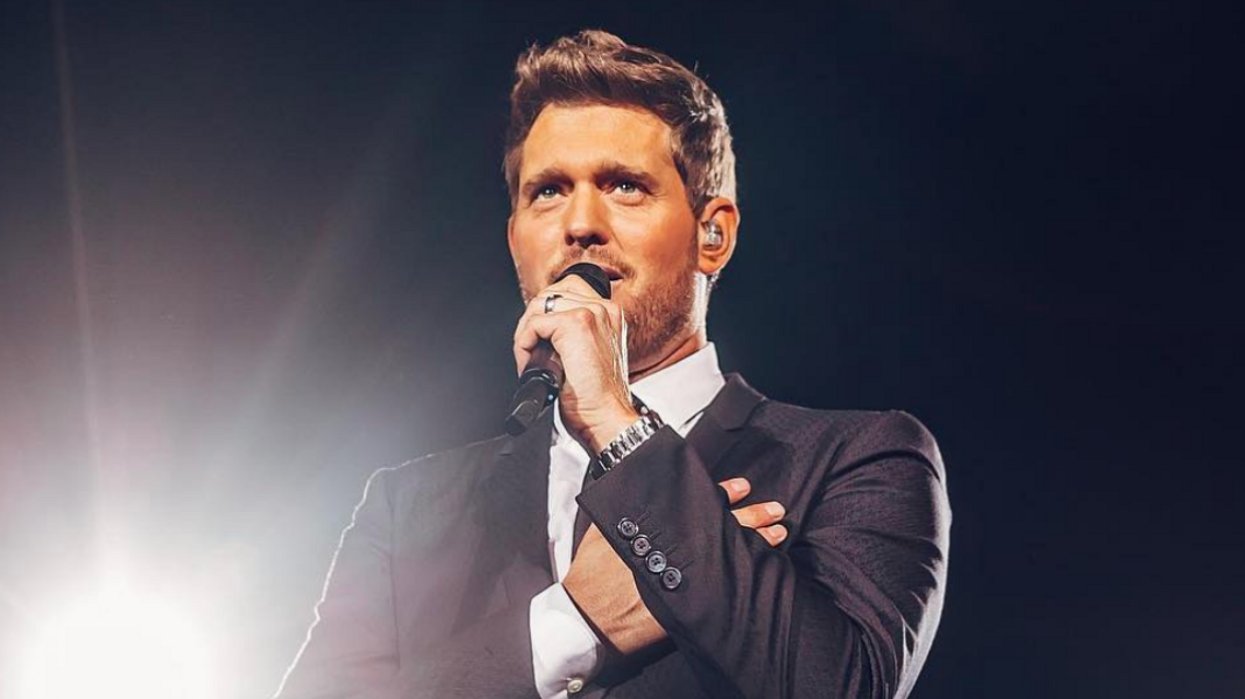 Michael Buble's Net Worth Doesn't Just Come From His Christmas Album