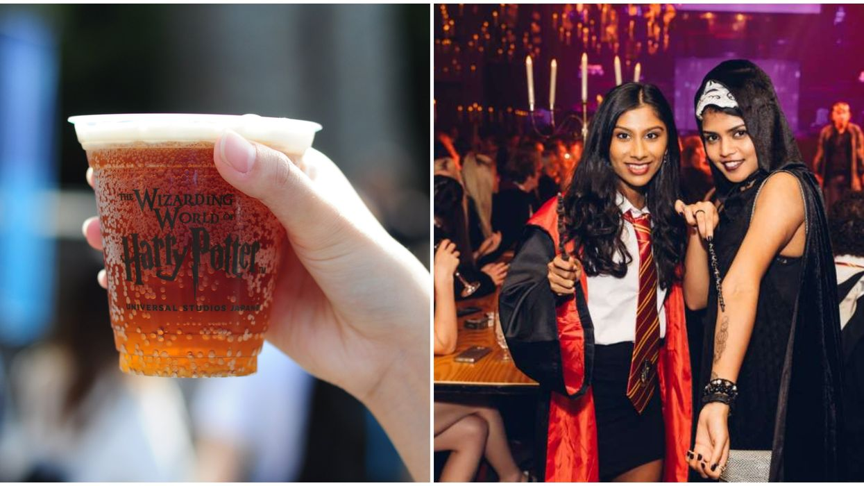 Toronto's Harry Potter Party This Winter Is The Most Magical Beer Festival Ever