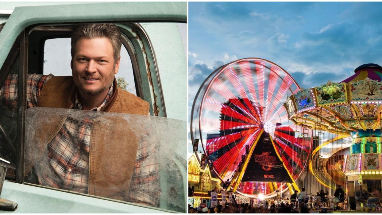 Dust Off Your Cowboy Boots Because Blake Shelton Is Headlining The 2020 Calgary Stampede