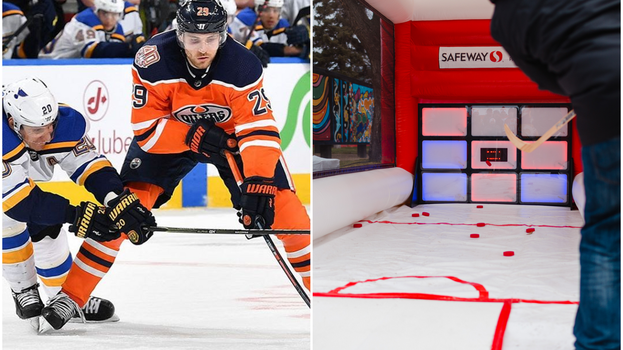 Safeway Is Hosting A Free Edmonton Oilers Celebration This Saturday