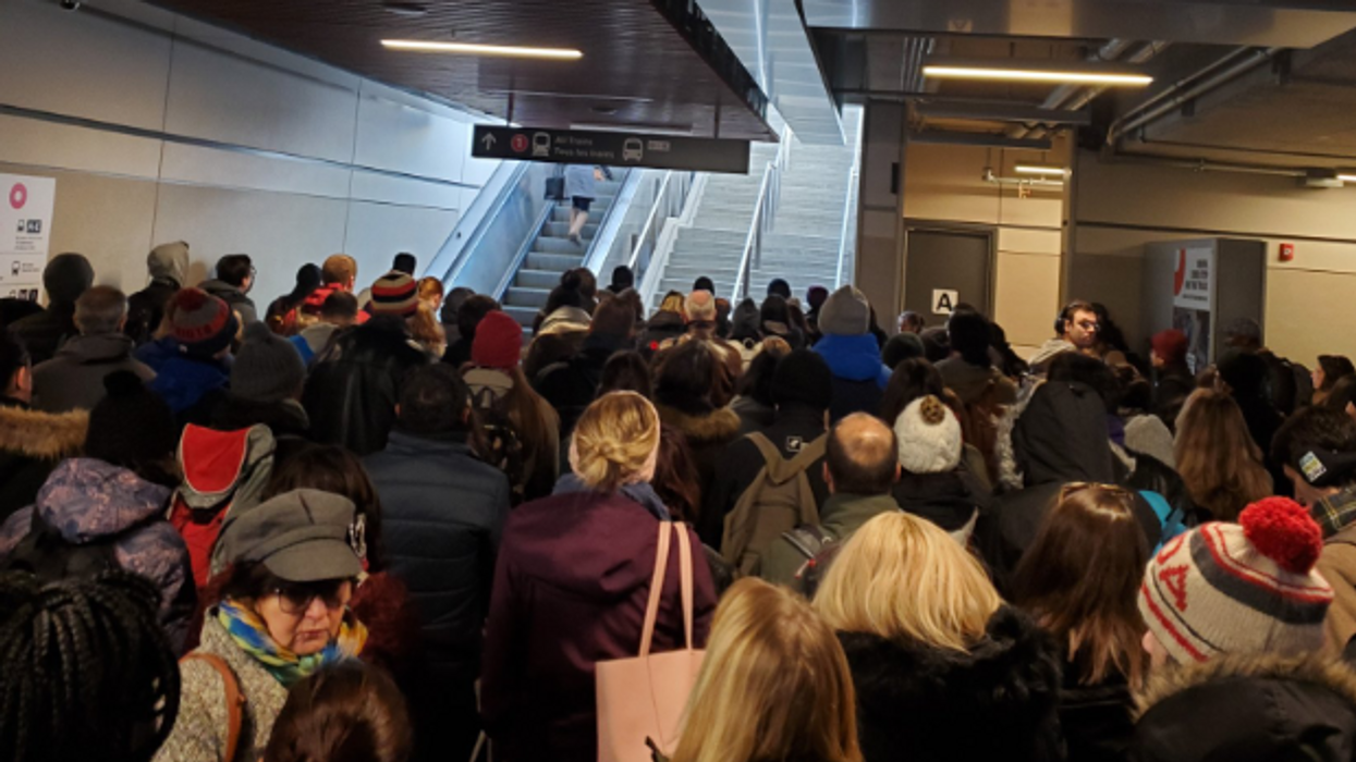 Ottawa Commuters Think Officials Aren't Being Honest About Chaotic Transit Delays