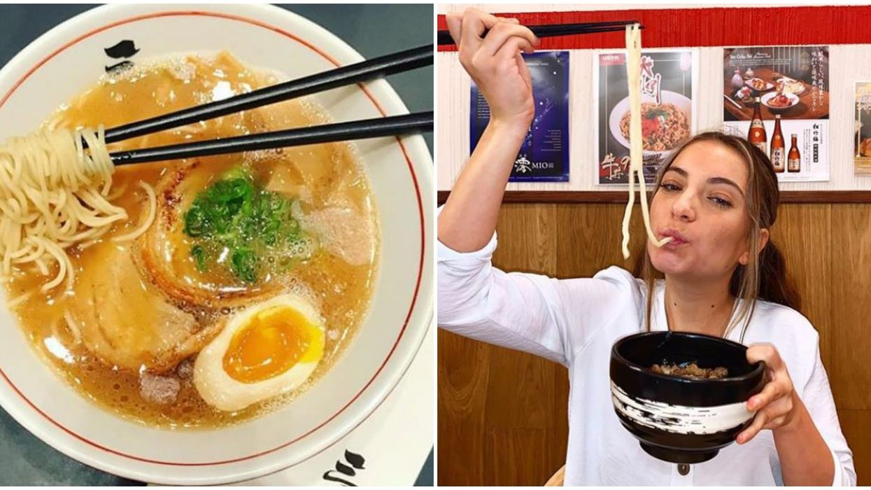Toronto Ramen Spots You Have To Try If You Love Oodles Of Noodles