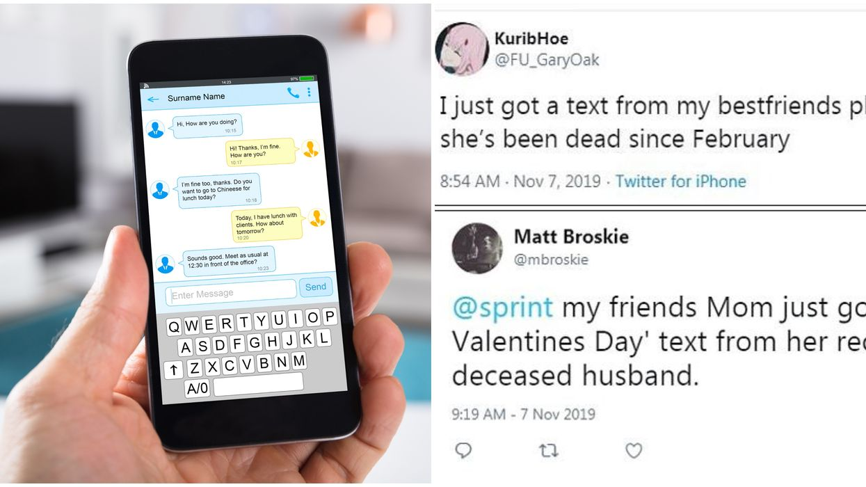 Delayed Text Messages From Valentines Day Were Sent Out 9 Months Later