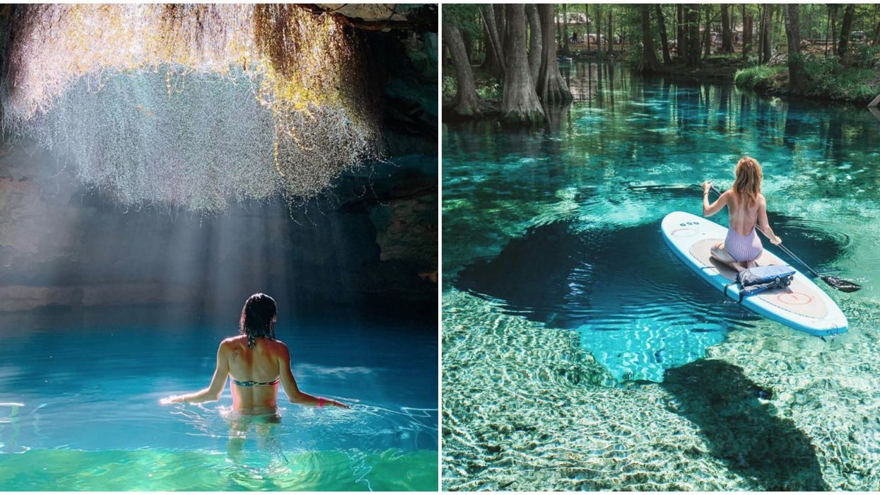 11 Amazing Places You Would Never Expect To Find In Florida