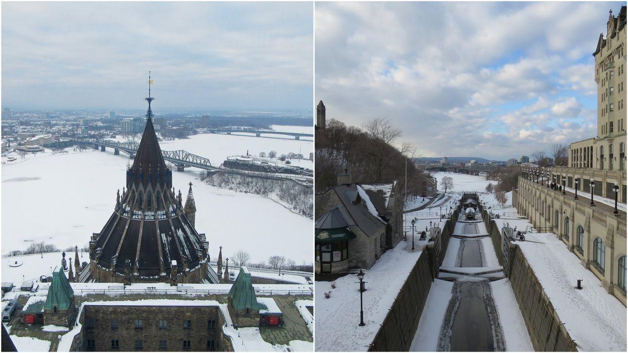 Ottawa's Record-Breaking November Snowfall Is Causing Havoc (PHOTOS)