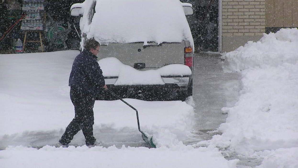 Toronto Snow Can Actually Cause You To Be Fined Hundreds Of Dollars