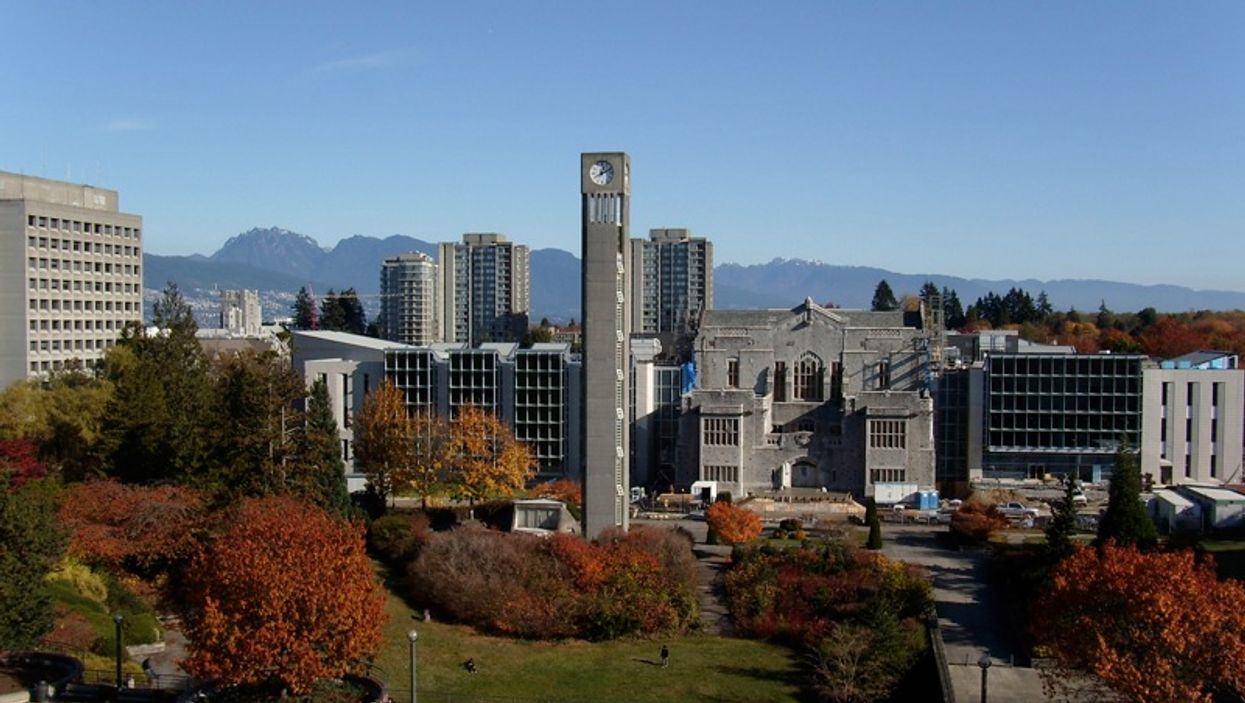 Anti-Frat Rembernace Day Tweet By UBC Vancouver Prof Is Getting Hate Online