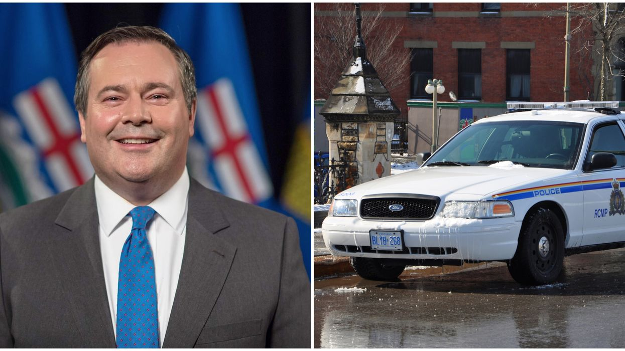 Alberta RCMP Might No Longer Be A Thing As Jason Kenney Wants His Own Police