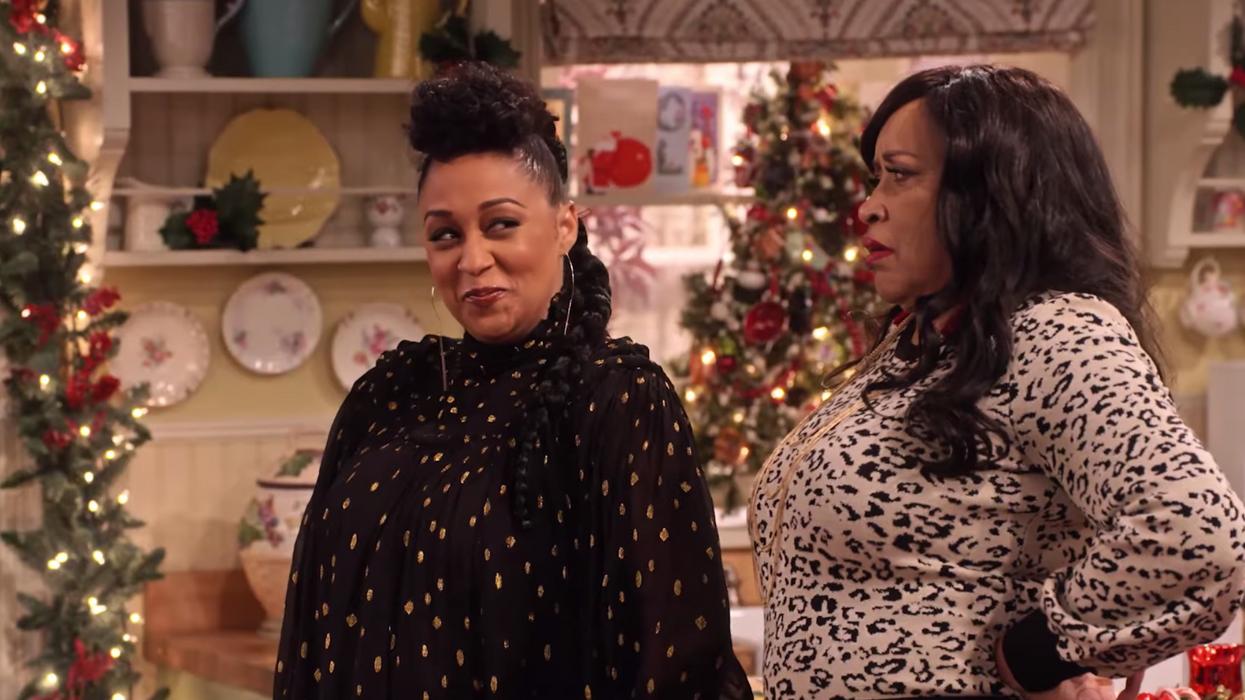 "Netflix Canada ""Family Reunion"" Holiday Special"