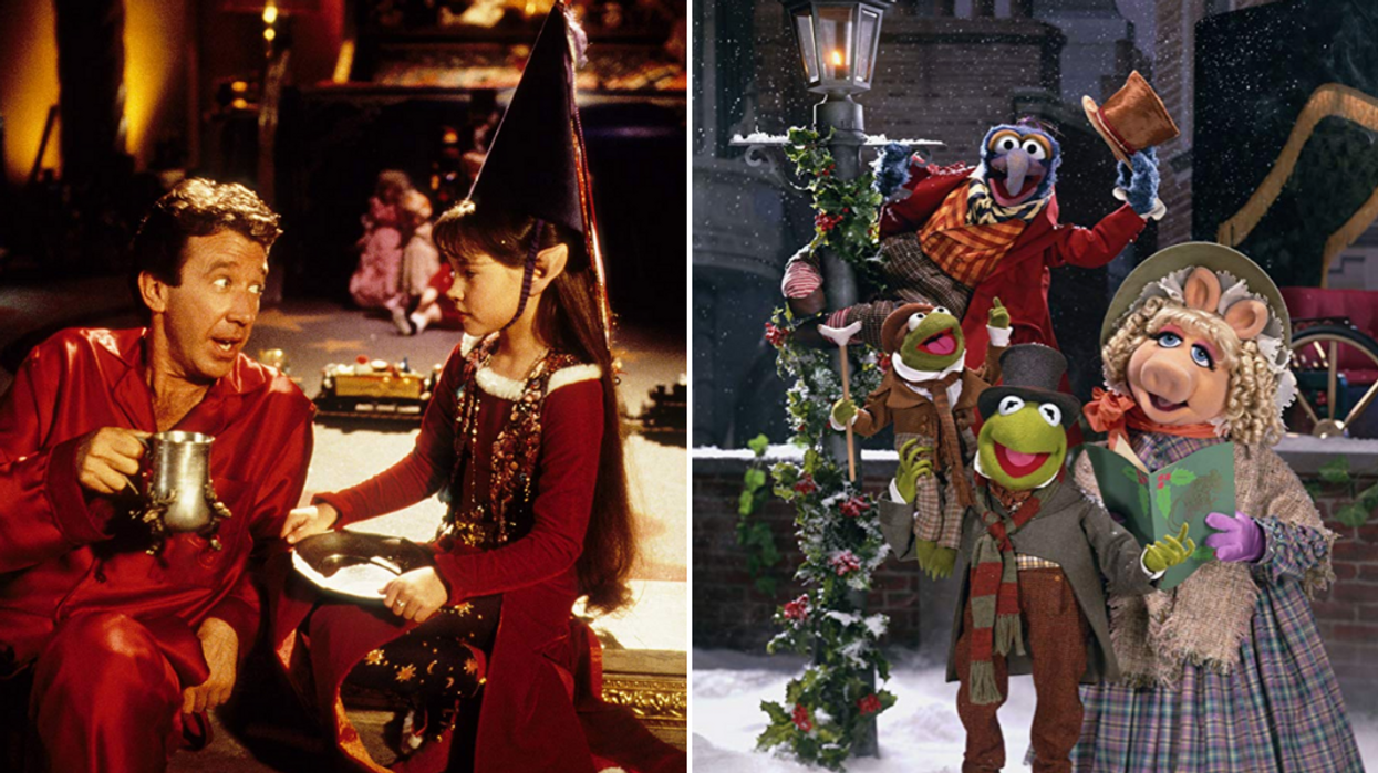 Disney+ Has So Many Christmas Movies & These Are The Best Ones
