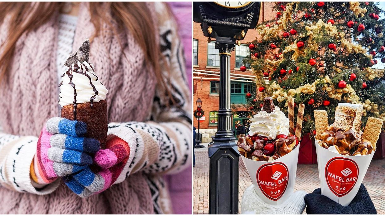 Toronto Christmas Market Vendors Have Indulgent Treats You Need To Try