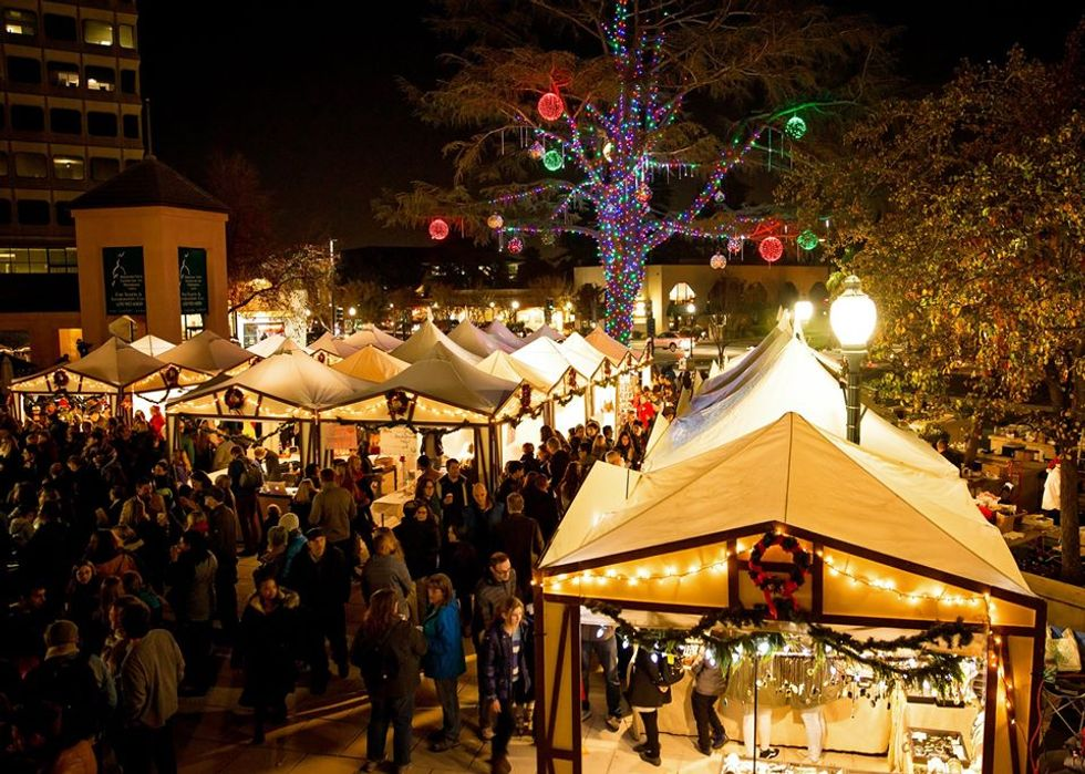 Swedish Christmas Fair Torrance 2021 7 Best European Christmas Markets In California You Need To Visit This Winter Narcity