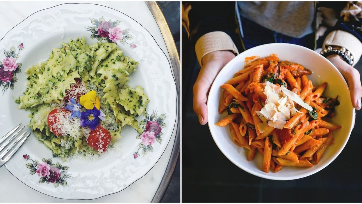 7 Ottawa Pasta Spots You Have To Take A Date To Before New Years
