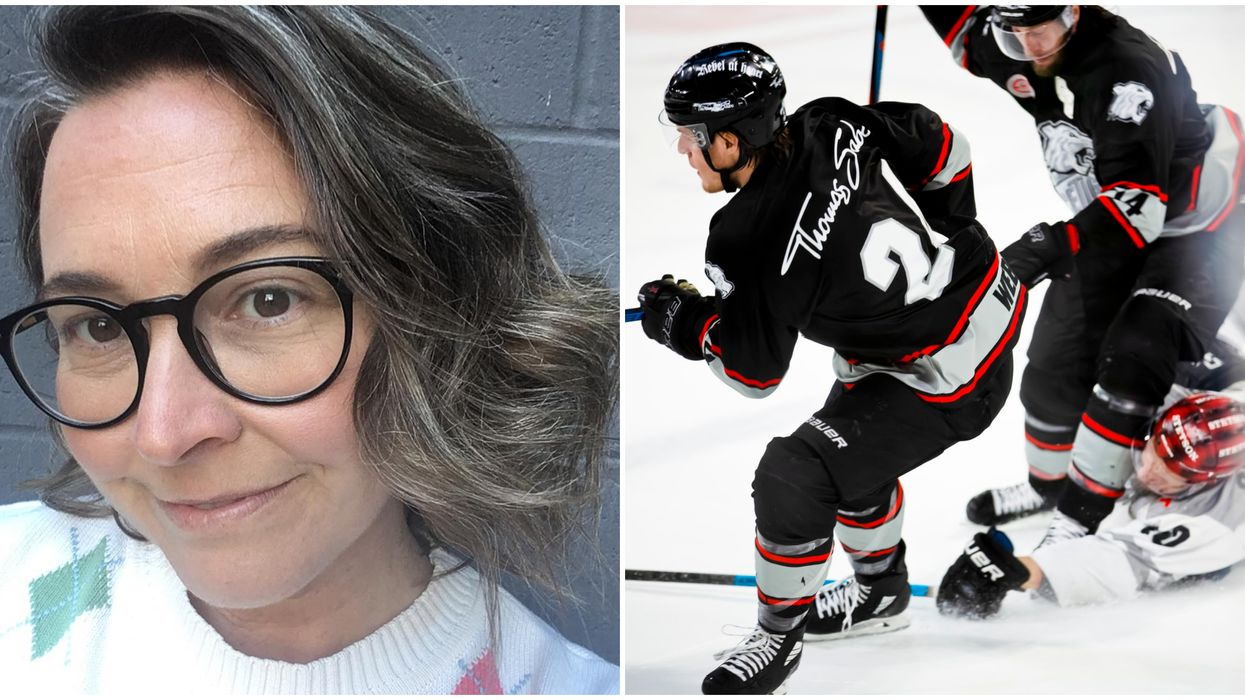 """Jess Allen From The Social Said Hockey Players Are """"Bullies"""" & People Want Her Fired"""