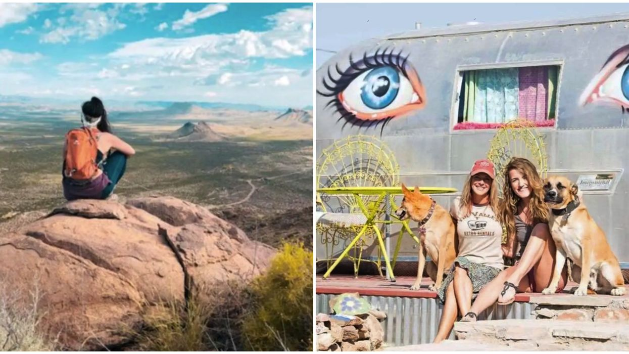 This Girly Texas Airbnb Rental Is All You Need For A Dreamy Retreat