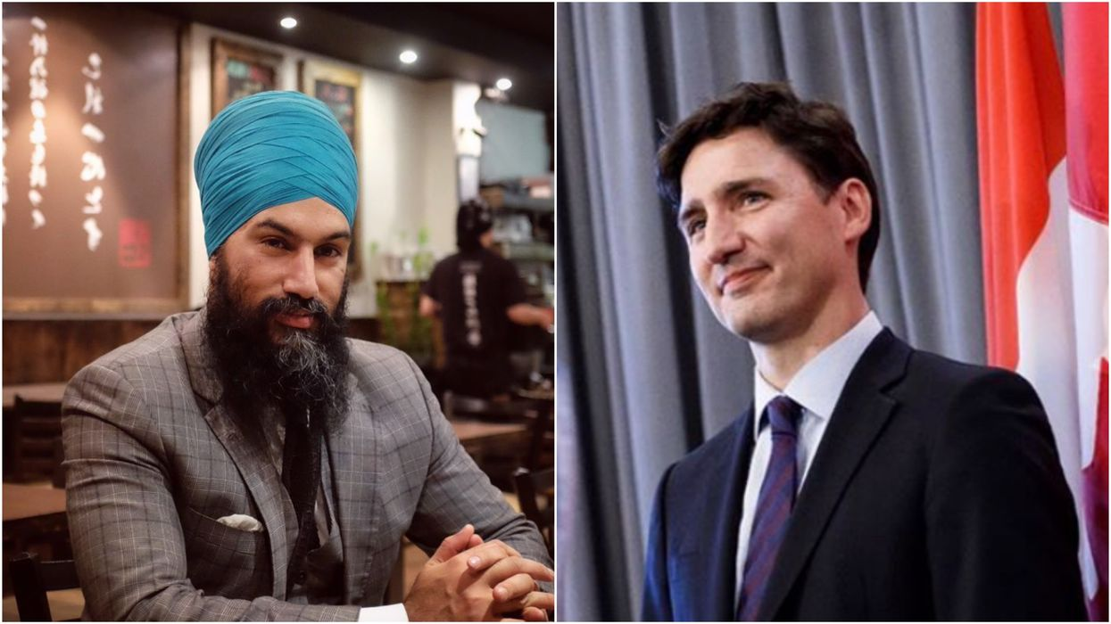 Jagmeet Singh Is Meeting With Justin Trudeau On Thursday & He's Prepared A To-Do List