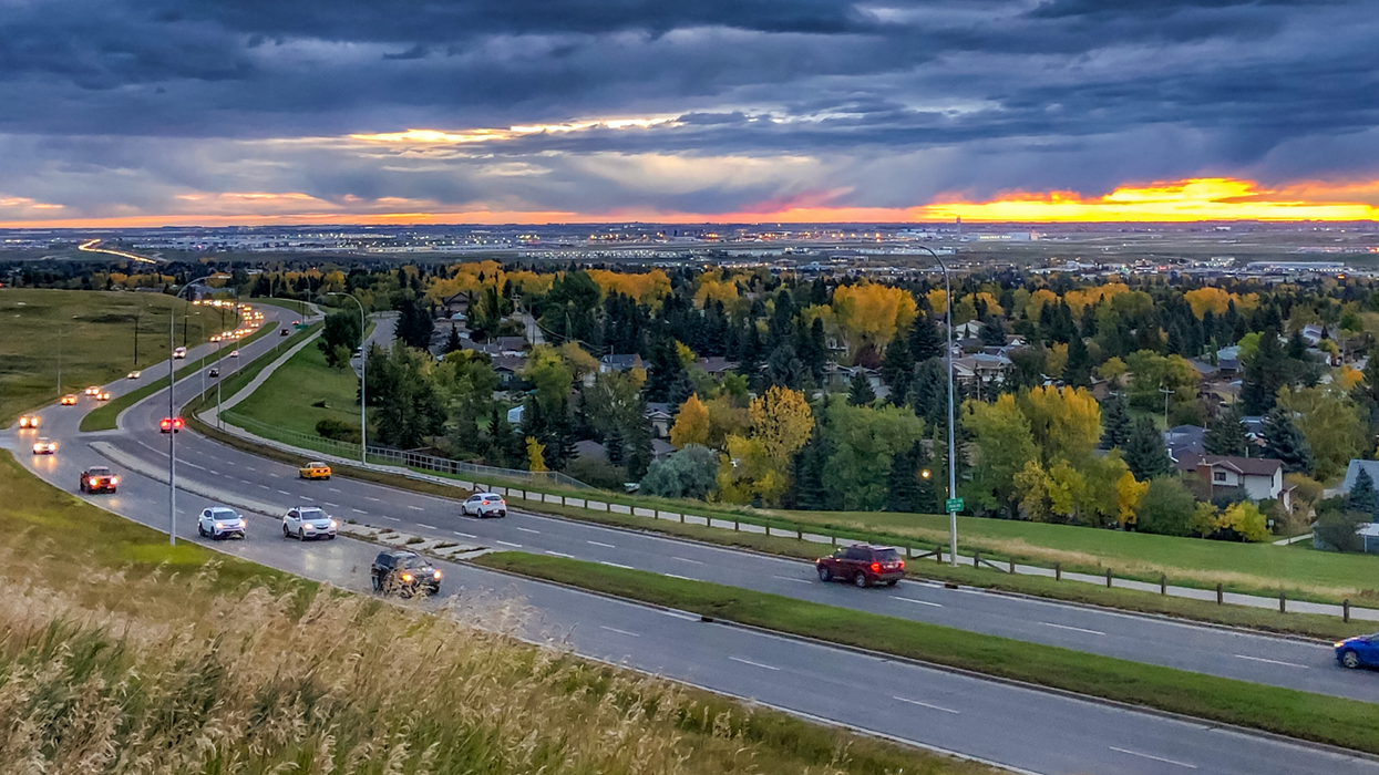 Calgary Just Got Ranked The Best City In The World For Drivers