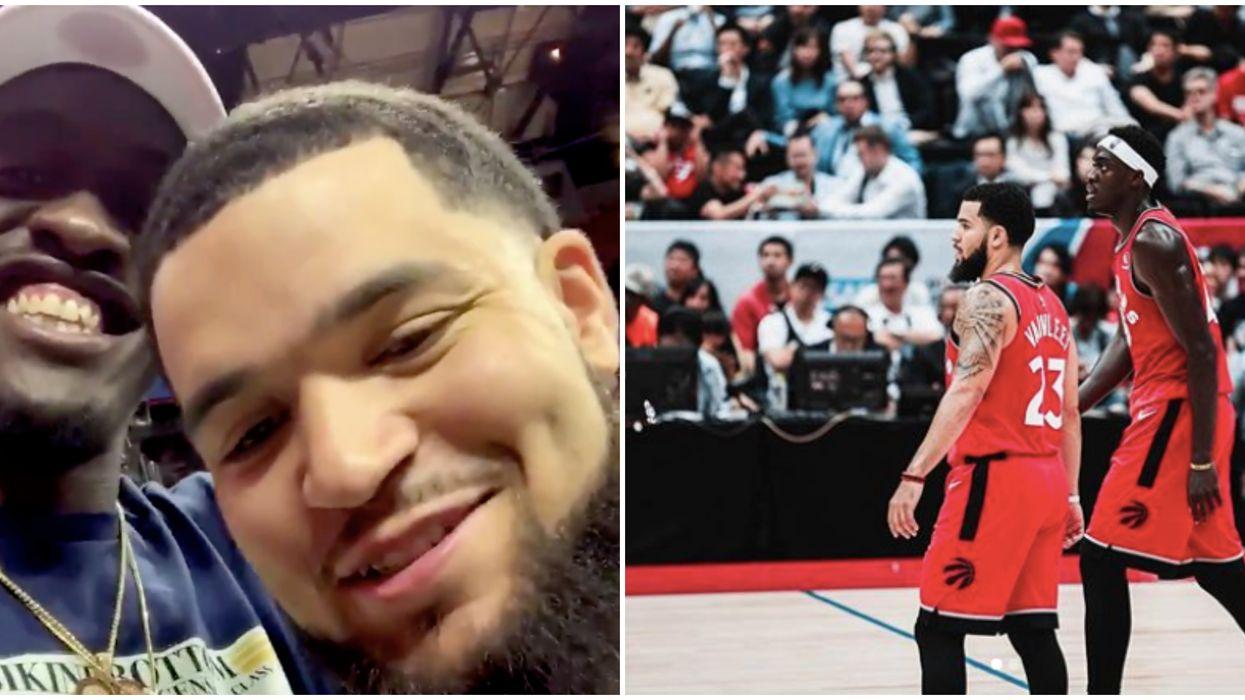 Siakam & VanVleet Are Becoming The NBA's New Power Couple & Raptors Fans Dig It