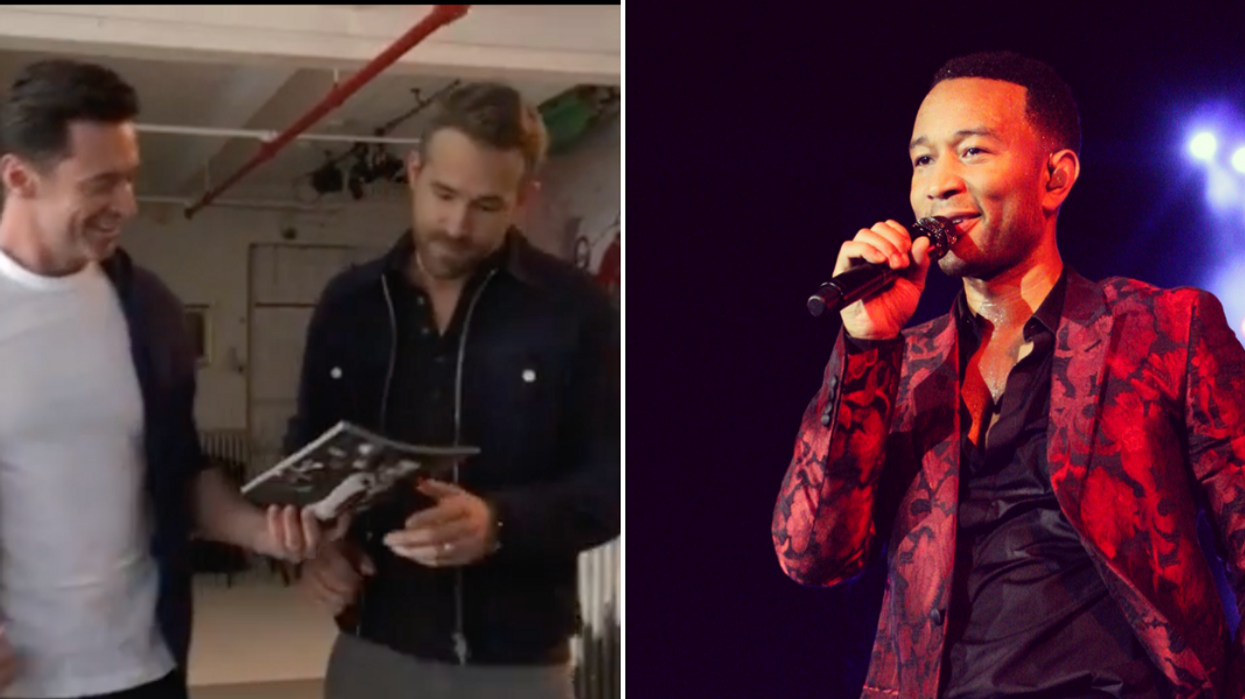 Hugh Jackman And Ryan Reynolds Instagram Trolling