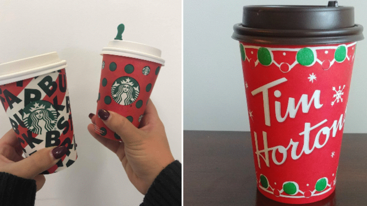 Starbucks Vs. Tim Hortons: I Tried Their Gingerbread Lattes & Here's My Honest Opinion