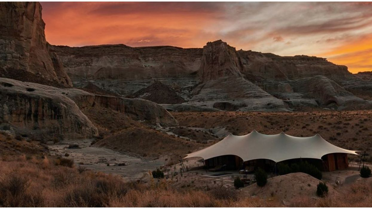 Utah Is Getting A New Amangiri Resort In The Middle Of The Desert Next Year