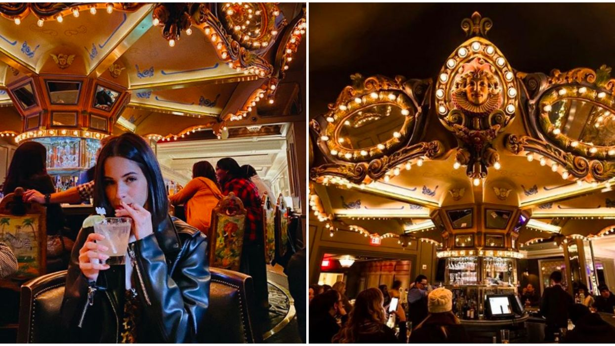 Carousel Bar In New Orleans Is A Boozy Merry-Go-Round Adventure