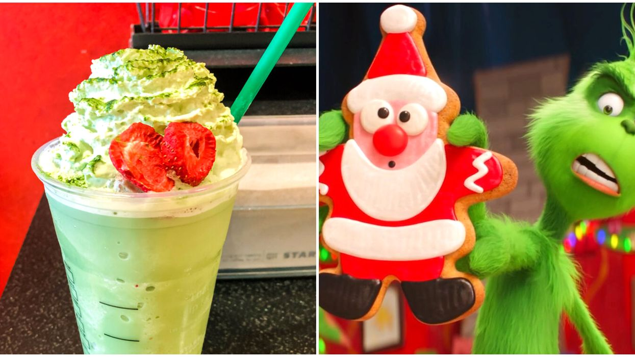Starbucks Grinch Frappuccino: A Secret Menu Beverage You Need To Try