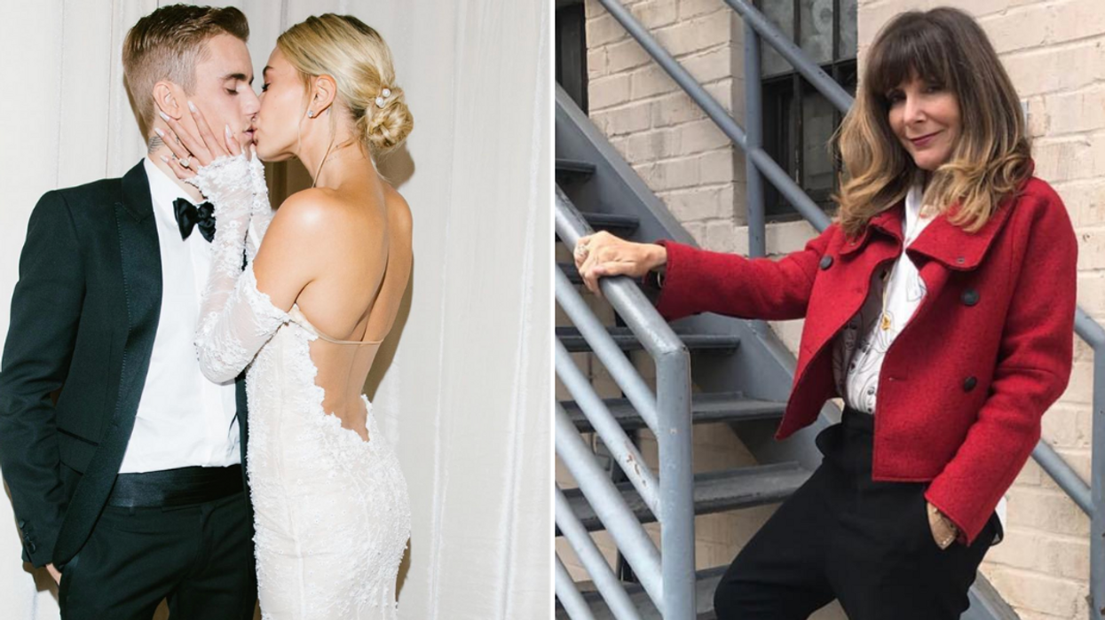 Justin And Hailey Bieber's Wedding Day