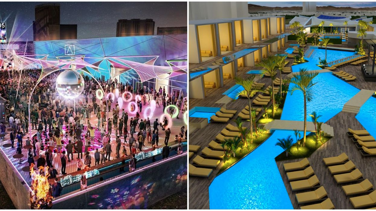 These New Things Coming To Las Vegas Are Major Sin City Goals