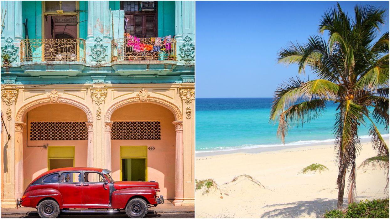 Flights From Toronto To Havana Are Just $275 Round-Trip & It's 28°C