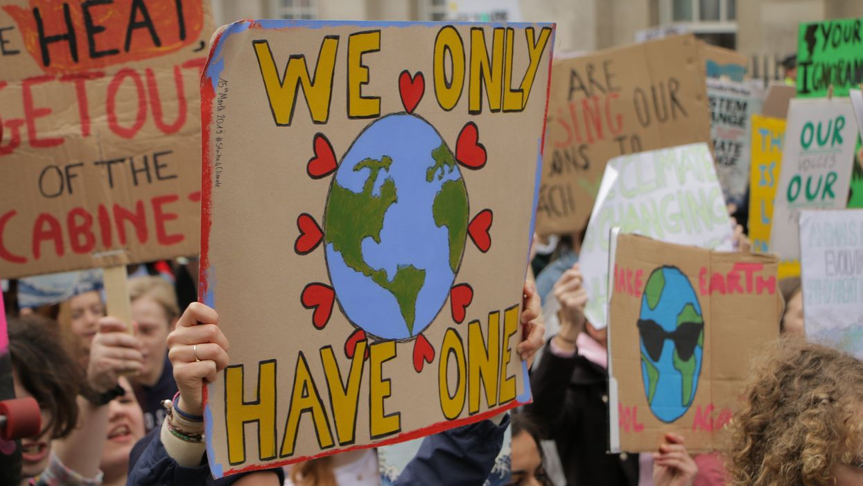 Climate Strike Canada Announces Black Friday Protest To Send A Message To Corporations