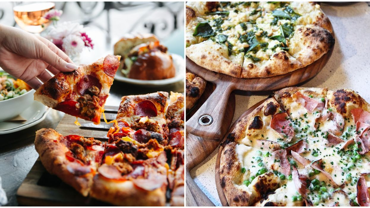 Vancouver's 8 Best Pizza Spots You Have To Take A Date Before New Years