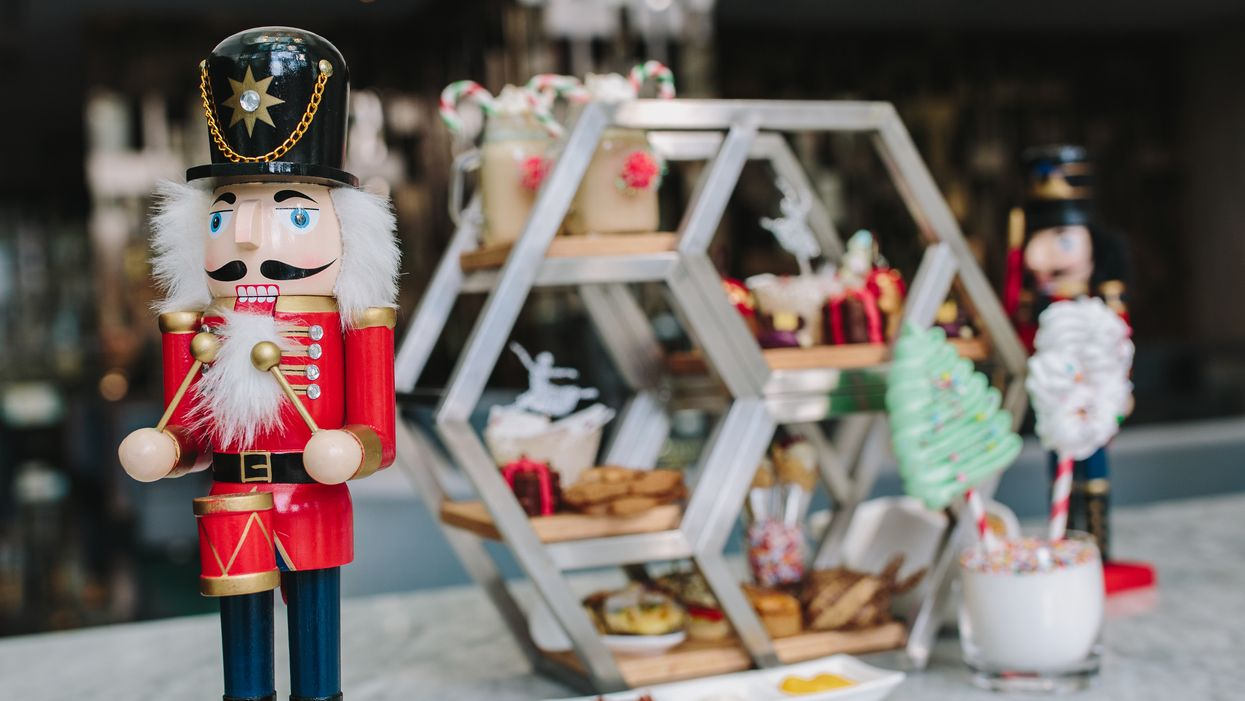 Vancouver's Nutcracker High Tea Starts Next Month And It's A Magical Holiday Treat