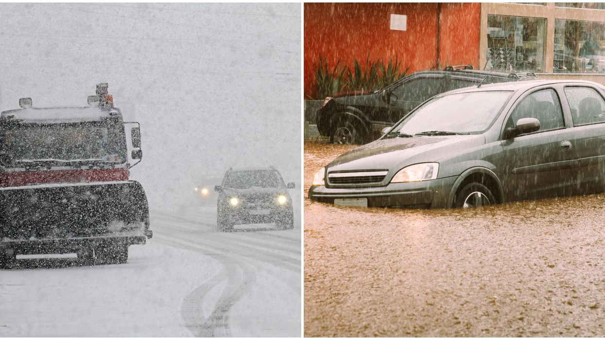 Southern California Snow, Rain, And Thunderstorms Are Coming This Week