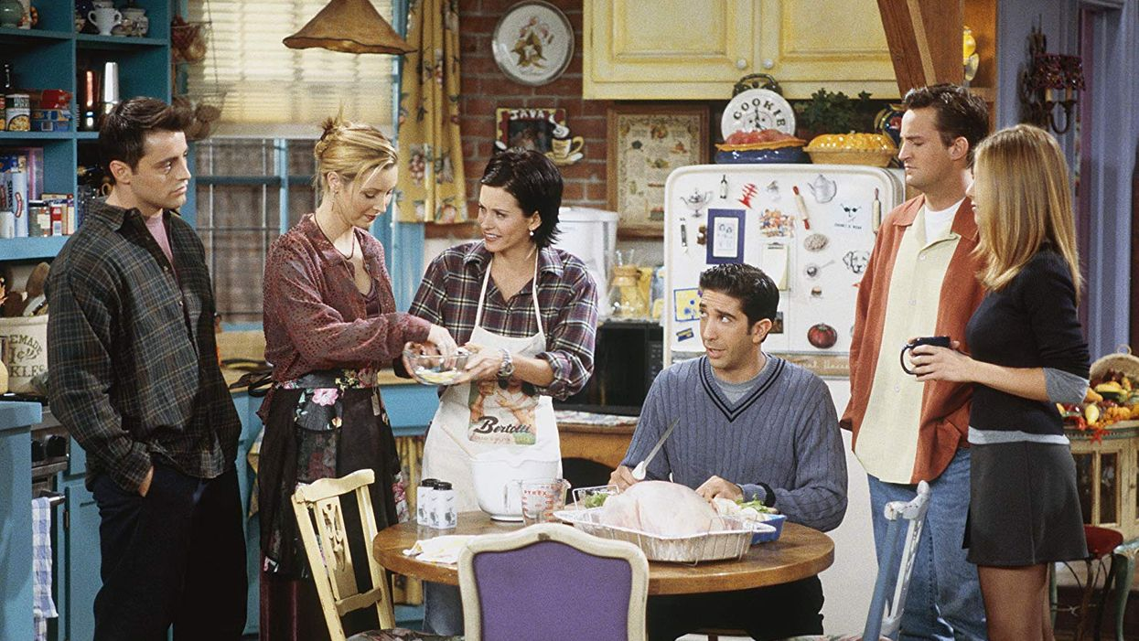 """Calgary's """"Friends"""" Brunch Is Perfect For Fans Waiting For The Series Reboot"""
