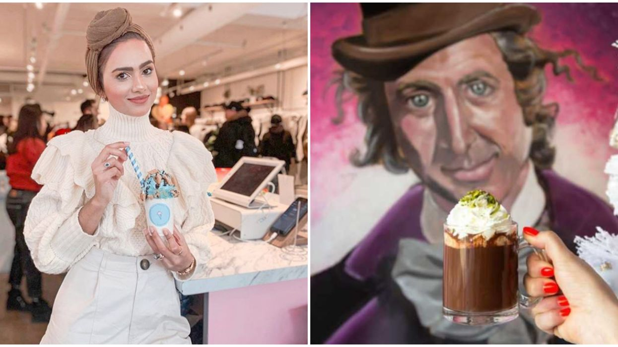 Toronto Chocolate Tour Is The Perfect Afternoon If You're Willy Wonka At Heart