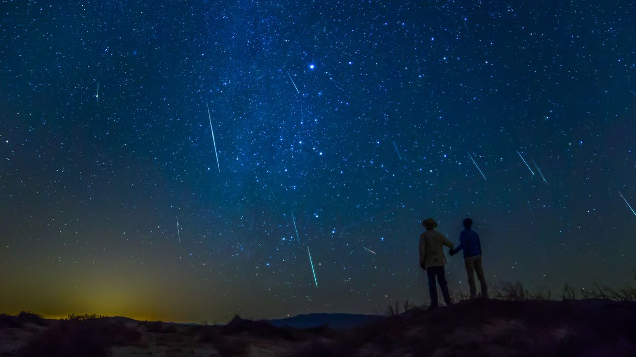 The Meteor Shower Tomorrow Night Is A Magical Sight Visible From NC