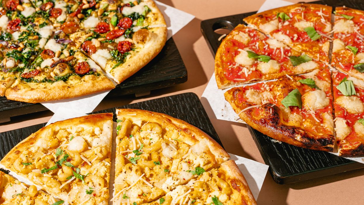 Virtuous Pie In Victoria Is Coming Next Month So You Can Try Sinfully Delicious Plant-Based Pizza