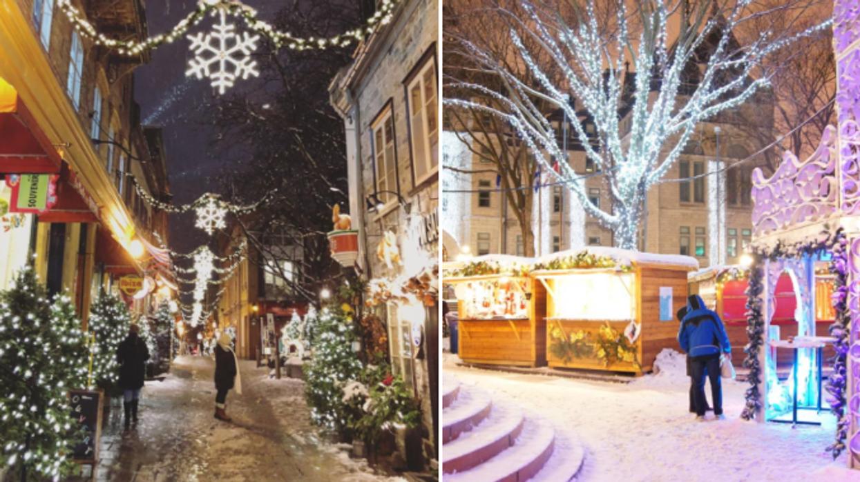 Choses à faire à Québec ce weekend, 22 au 24 novembre 2019
