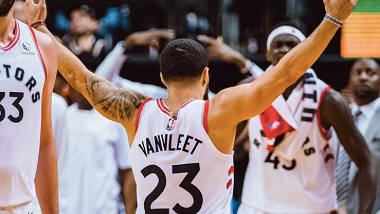 Toronto Raptors City Edition Jersey Just Leaked & It Looks Nothing Like We've Seen Before